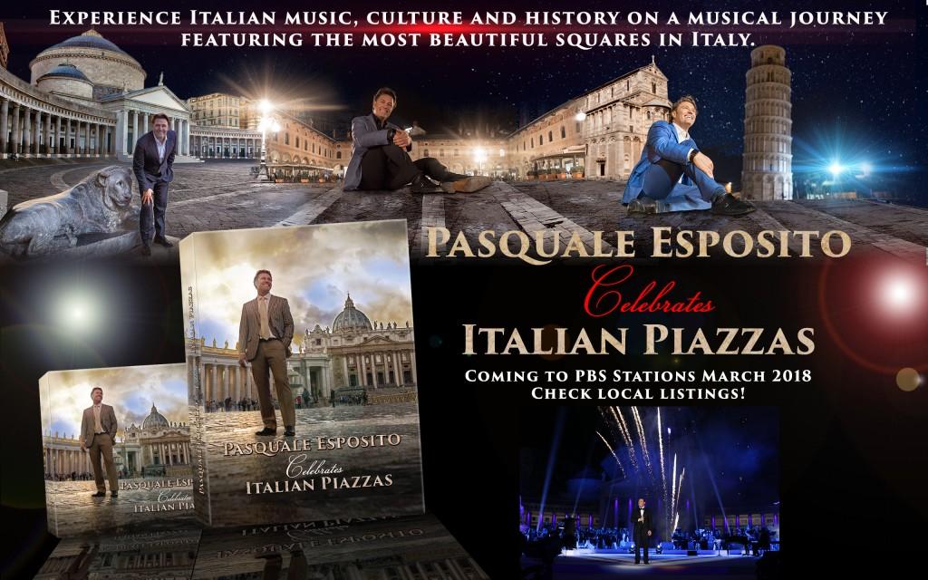 Italian Piazza Promo